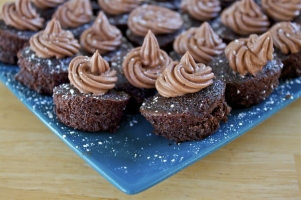 Ovaltine Cupcakes and Frosting