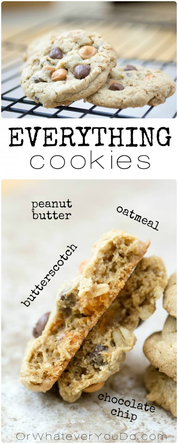 EVERYTHING cookies PInterest