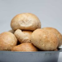Honey Wheat Oatmeal Rolls
