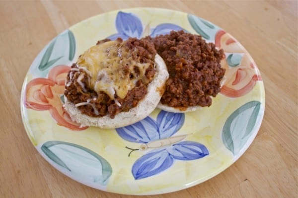 Slow Cooker Sloppy Joes from OrWhateverYouDo.com