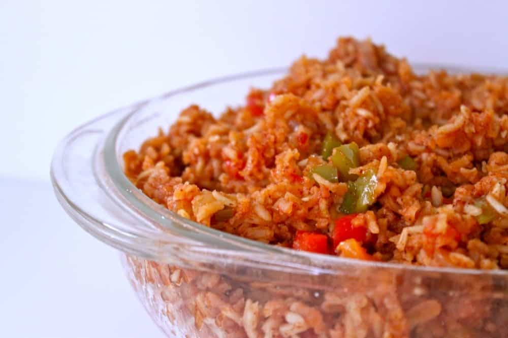 Spanish Rice » Or Whatever You Do