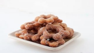 Cake Donuts From Scratch
