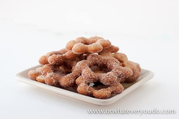 Cake Donuts from OrWhateverYouDo.com