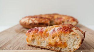 Cast Iron Deep Dish Pizza Crust