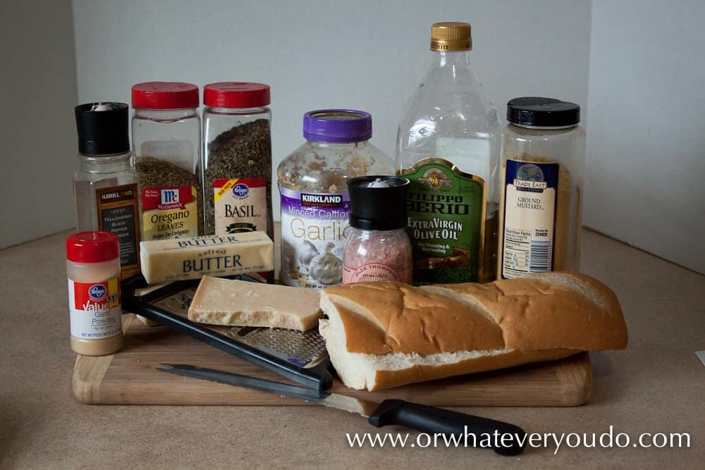 Garlic Bread Spread-1