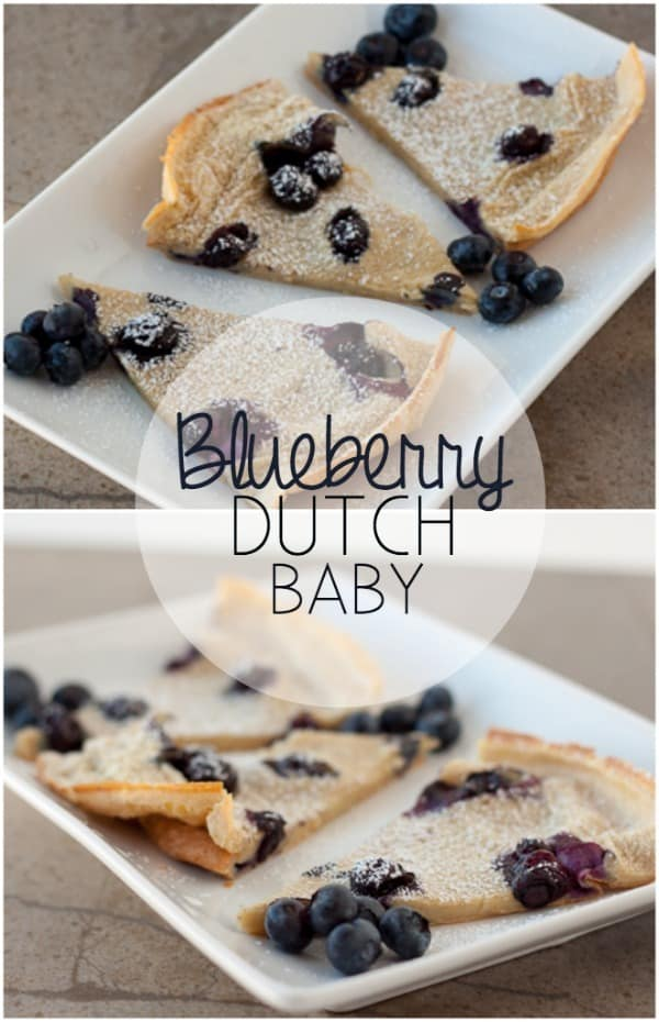 Blueberry Dutch Baby from www.orwhateveryoudo.com