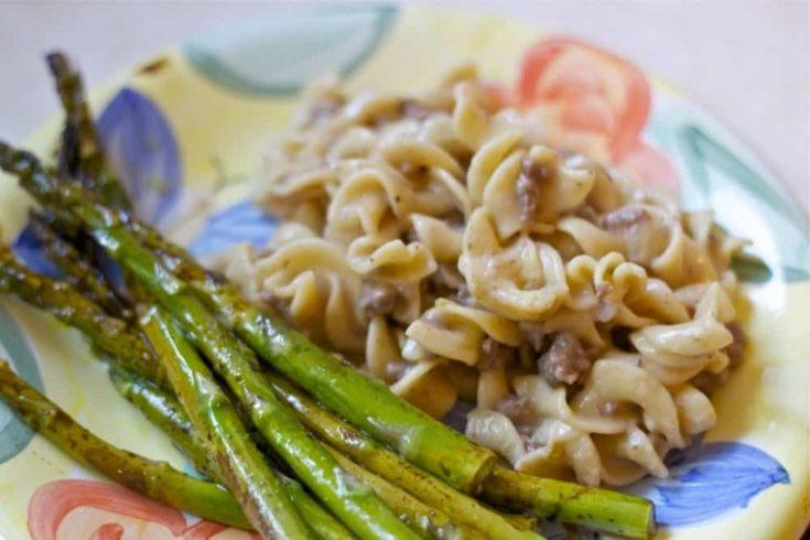 Beefy Noodles