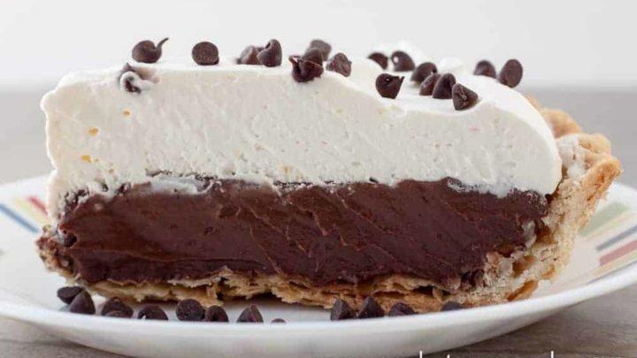 Chocolate Cream Pie Or Whatever You Do