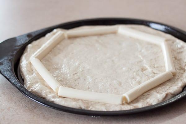 Stuffed Crust Pizza Plain-101