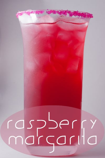 Raspberry Margarita from OrWhateverYouDo.com #margarita