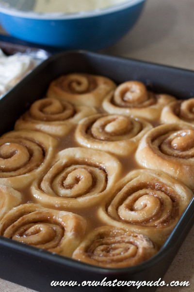 Caramel Rolls from OrWhateverYouDO.com