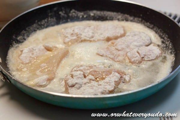 Creamy Asiago Chicken Marsala OWYD-2