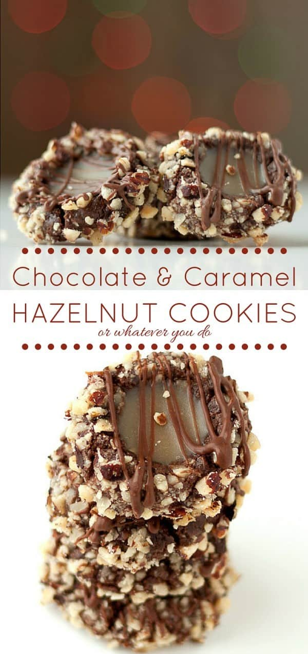 Caramel Hazelnut Treasures