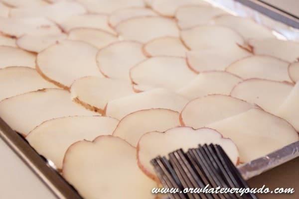 Loaded Oven Potatoes