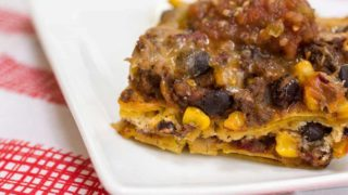 Beefy Mexican Casserole