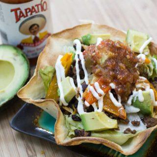 Fajitarrito Salad Recipe