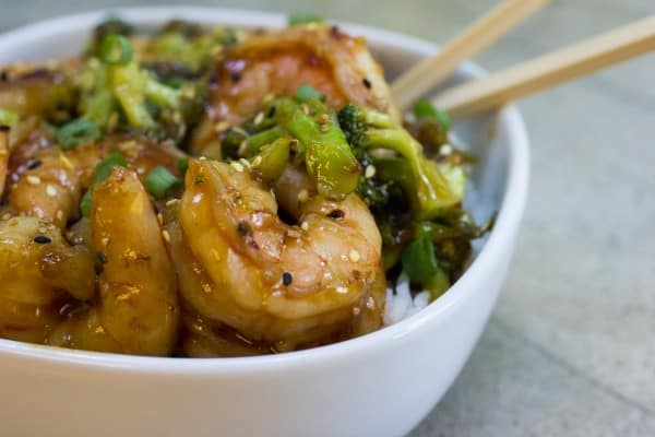 Spicy Chili Garlic Stir fry Sauce