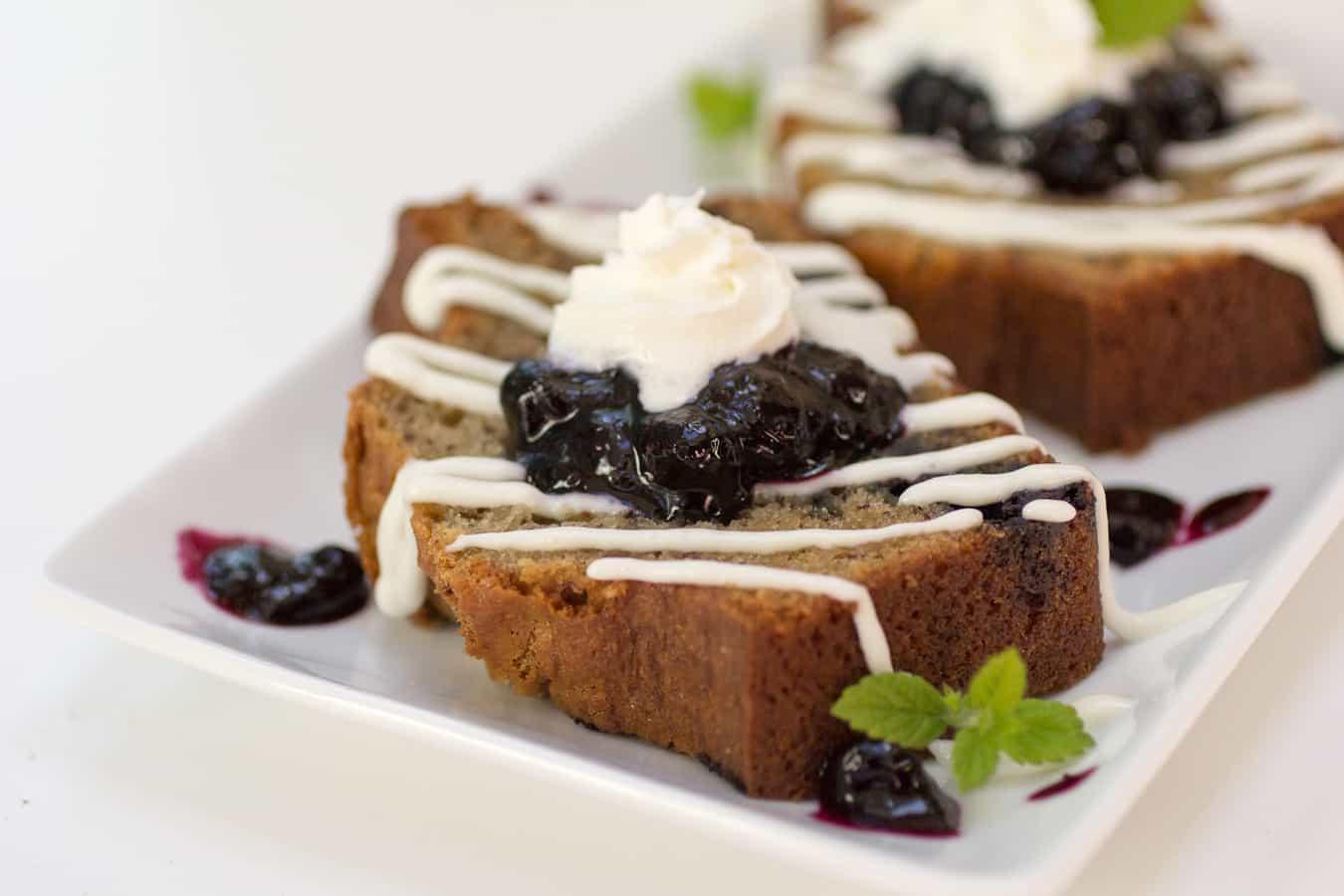 Blueberry Banana Bread » Or Whatever You Do