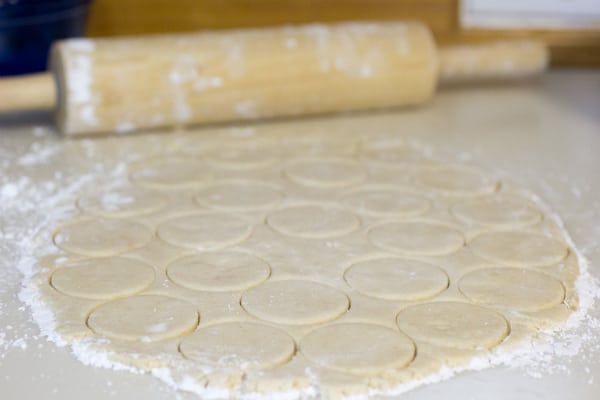 Browned Butter Shortbread Cookie