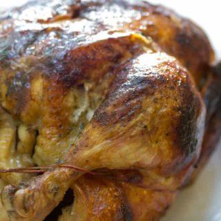 Herbed Rotisserie Chicken