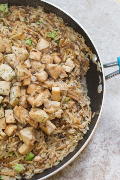 Homemade Rice-a-Roni-7
