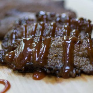 Barbecued Brisket Recipe