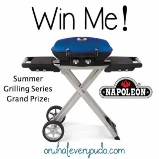 Grand Prize Giveaway Announcement!