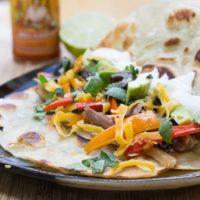 Grilled Shredded Pork Tacos