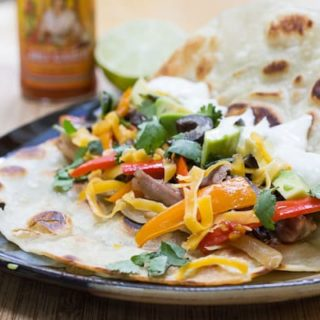 Grilled Shredded Pork Tacos