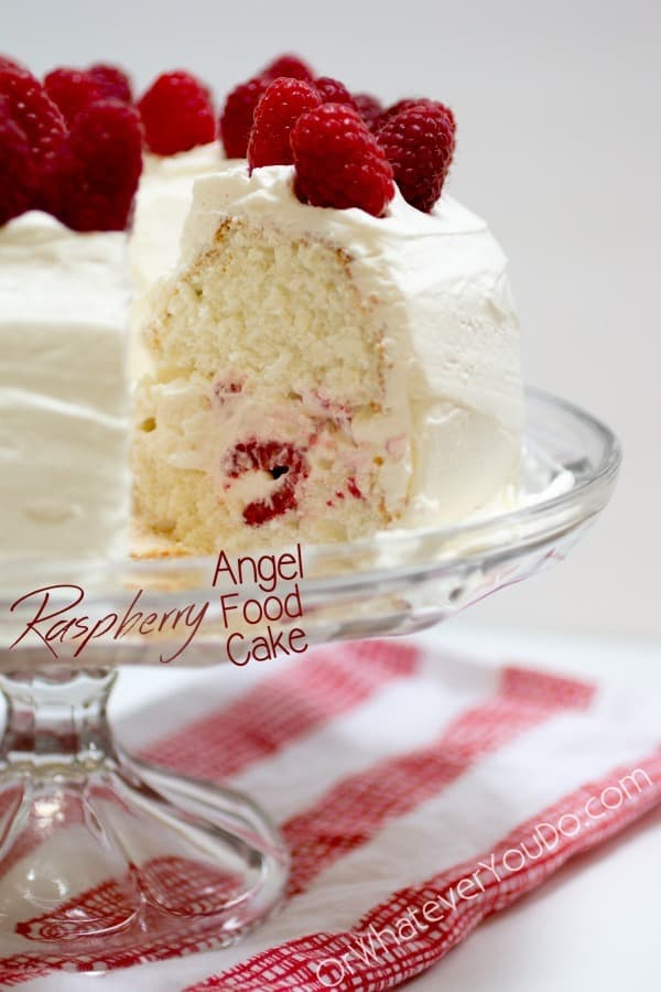 Angel Food Cake In Instant Pot