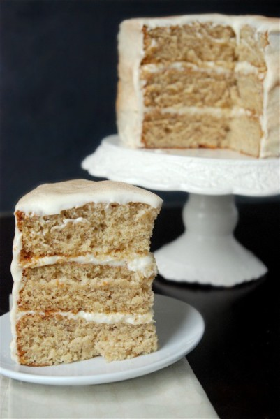 Banana Dream Cake
