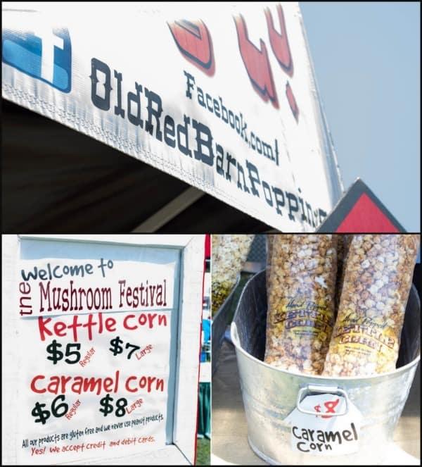 Mush Fest Kettle Corn