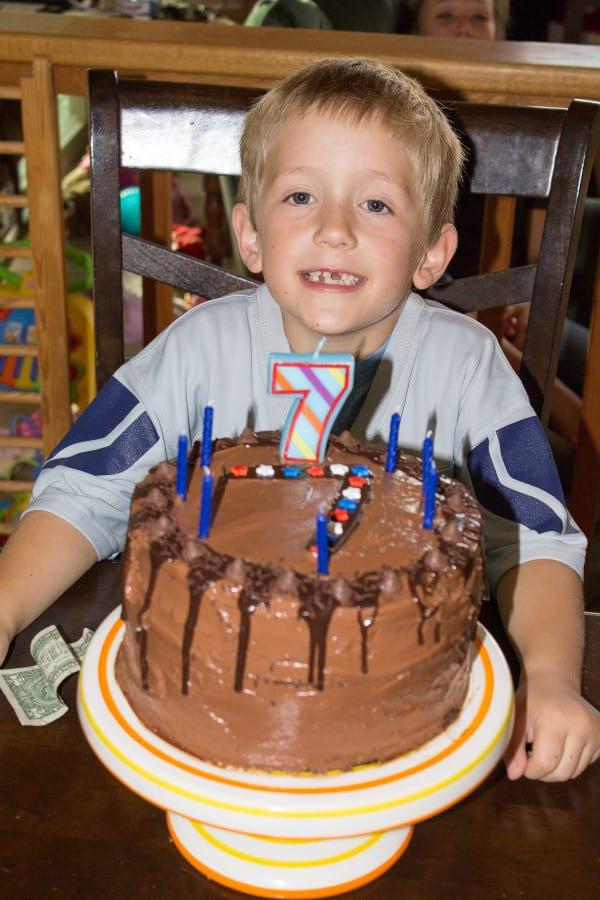 Elijah's 7th Birthday Party