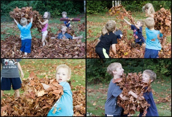 Fall Photos Collage 1