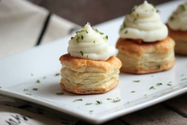 ... and Garlic Mashed Potato Biscuits - leftover mashed potato recipe idea