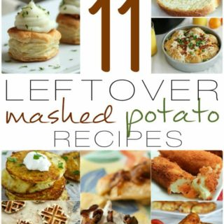 11 Leftover Mashed Potato Recipes You HAVE TO TRY