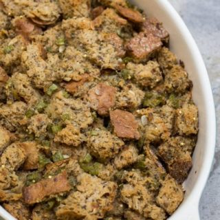 Simple Herbed Stuffing