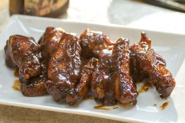 Kraft Barbecue Sauce Wings-11