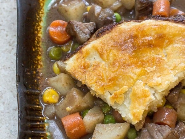 Steak and Potato PIe