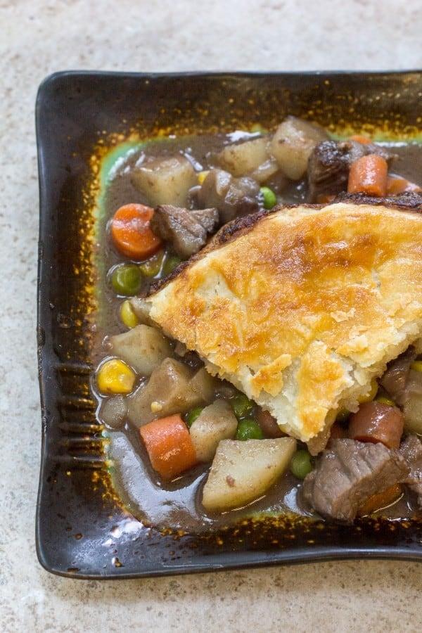Steak And Potato Pie Recipe Or Whatever You Do