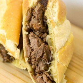 French Onion French Dip Sandwich Recipe