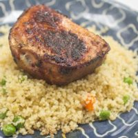 Jamaican Jerk Couscous
