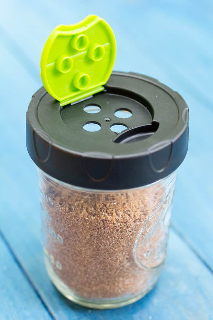 Ball Herb Shaker with Lids