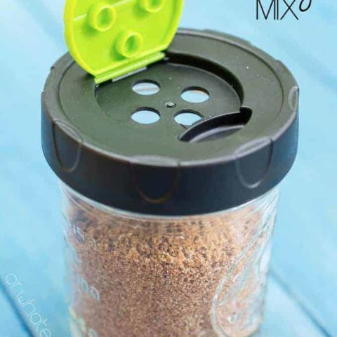 DIY BBQ Seasoning Mix