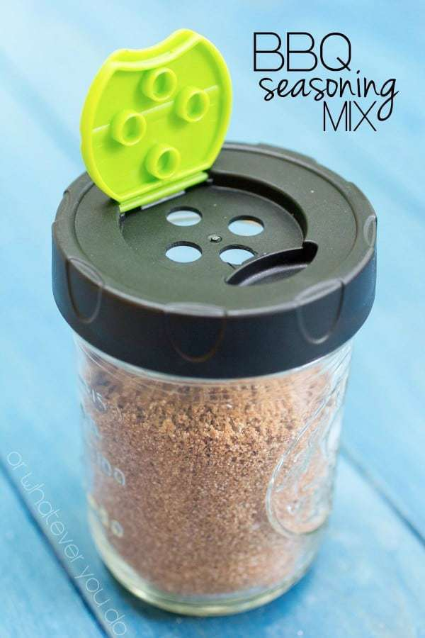 BBQ Seasoning Mix