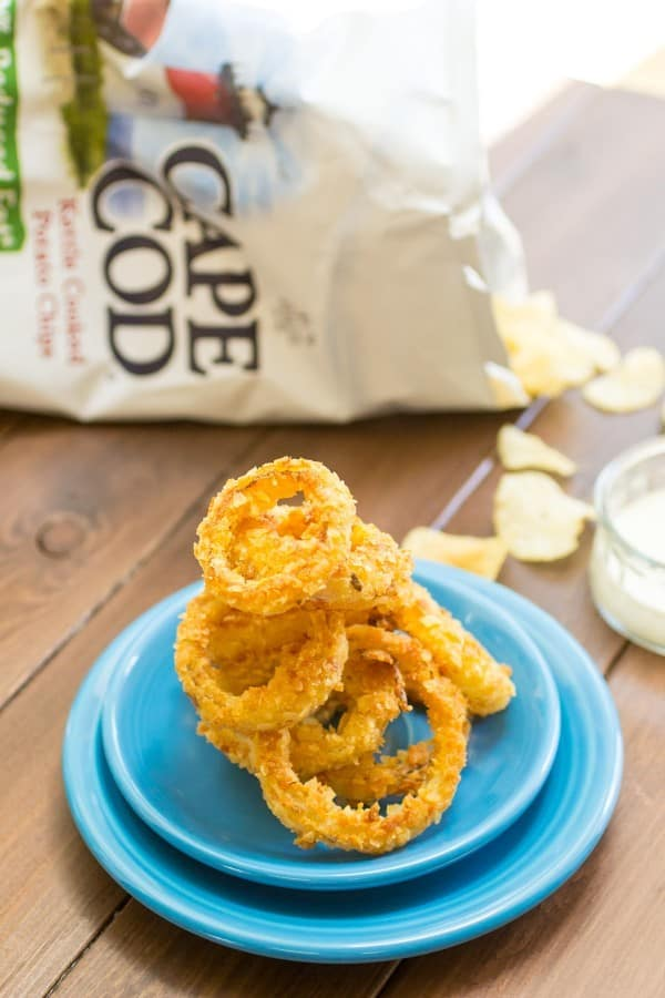 Cape Cod Oven Fried Onion Rings