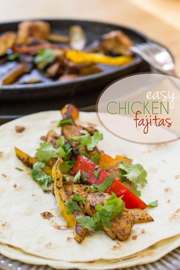 Zaycon Chicken Fajitas