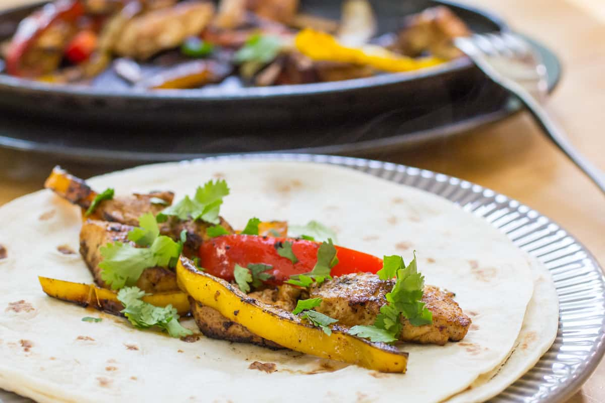 Zaycon Chicken Fajitas