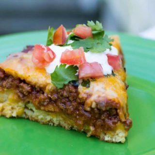 Beefy Tamale Pie