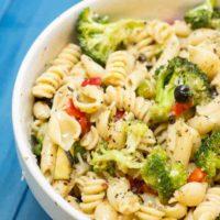 Zesty Italian Pasta Salad